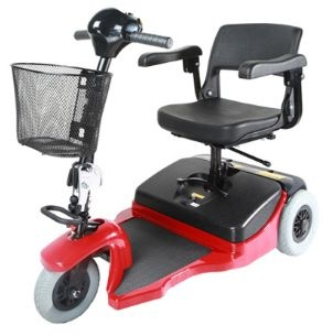 Product Name: Freerider 3-wheel Mini Scooter    Price: $975.00    Free Shipping!