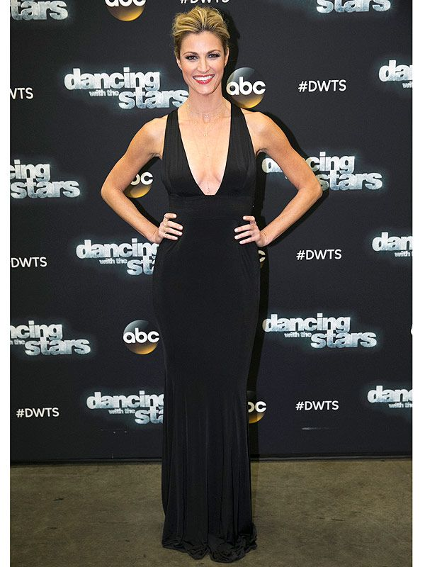Erin Andrews' <em>DWTS</em> Photo Diary: Her Sexiest Look Yet Is Actually the Least Expensive! http://stylenews.peoplestylewatch.com/2015/11/10/erin-andrews-dancing-with-the-stars-photo-diary-sexy-plunging-dress/