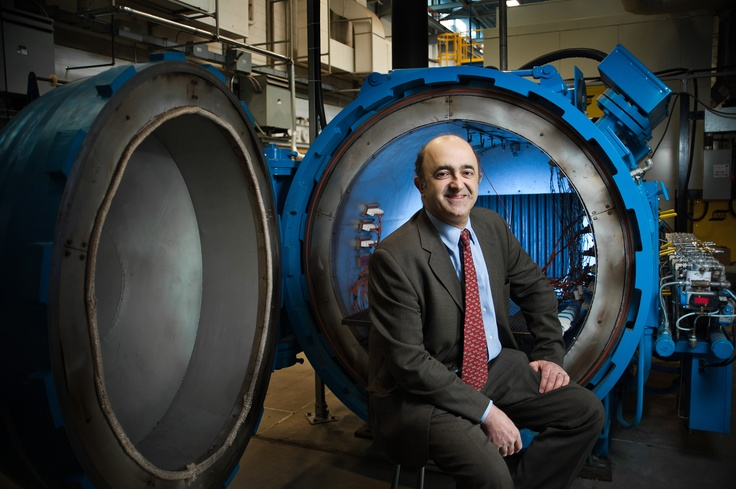 Director of the Composites Research Network (CRN), Dr. Anoush Poursartip will work with Boeing (the CRN's founding industry member) to develop Canadian expertise and competitiveness in the composites field, while bridging the gap between industry and academia