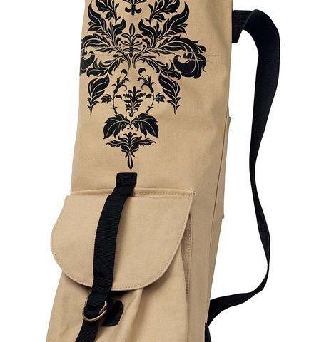 Damask Printed Yoga Mat Bag - Gaiam