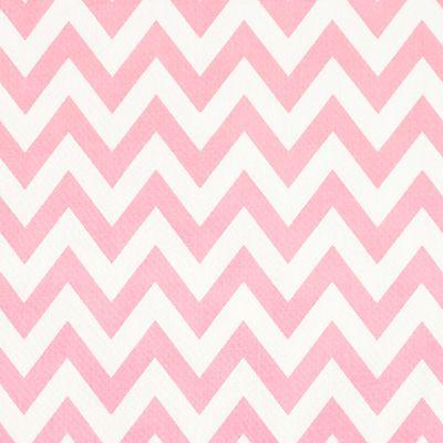 Classic Chevron 6 - Algodão - rosa