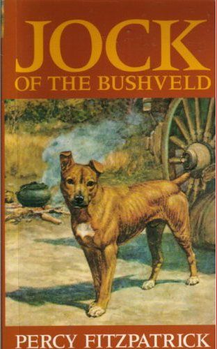 Jock of the bushveld #writing