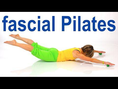 25 min. Faszien Pilates Brasil with Gabi Fastner – YouTube – Pilates
