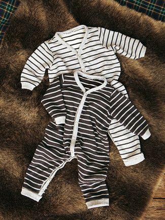 Schnittmuster: Strampelanzug - Ringdrücker - Beinnaht - Erstausstattung - Babys - Gr. 52 - 104 - Kinder - burda style
