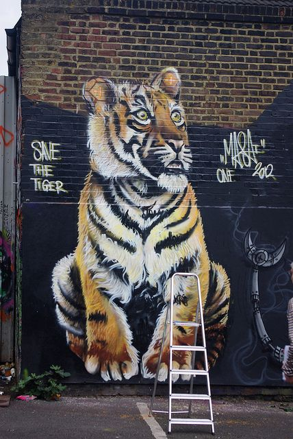 Save the Tiger, Brick Lane