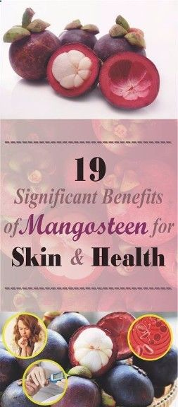 Try and find out this Significant Benefits of Mangosteen For Skin and Health