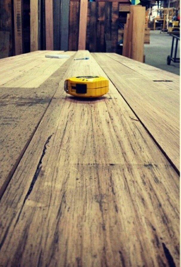 Raw Messmate timber #timberzoo #recycledtimber #recycledmessmate #messmate