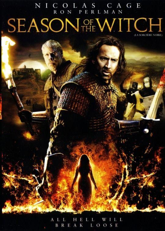 Season of the Witch (2011)  Dir. Dominic Sena    Nicholas Cage, Ron Perlman, Claire Foy