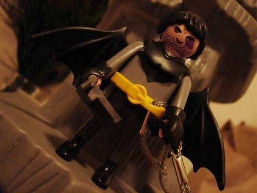 Toyriffic random toy pic unmasked batman playmobil - Batman playmobil ...