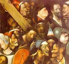 Jeroen Bosch - de kruisdraging