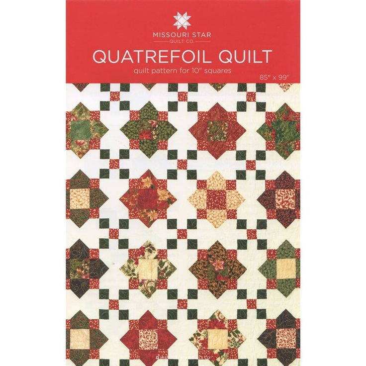 Pin By Summah Mo On Wedding Ideas Non Decor: 30 Best Quilting - Quatrefoil Images On Pinterest