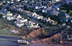 On this day in 1988, Pan Am Flight 103 explodes over Lockerbie, Scotland. Terrorist bombing by Abdelbaset al-Megrahi. Killing 270.