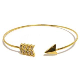 arrow pijl armband goud verguld fijn strass armcandy shoptip amsterdam utrecht 9straatjes