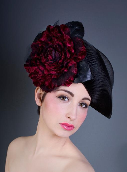 William Chambers MillineryGlamorous Hats, Chamber Millinery, Hats Inspiration, 01 Floral, Hattitud, Mad Hatters, Williams Chamber, Floral Crin, Anna Mackenzie