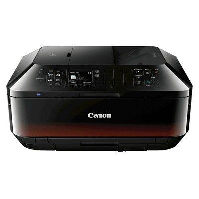 Canon Pixma MX922 Wireless Inkjet All-In-One Color Printer - Black (6992B002)