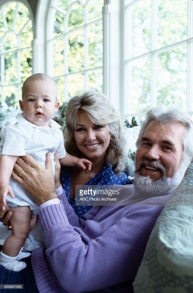 Christopher Cody Rogers Marianne Gordon Kenny Rogers On 20 20 Abc Photo Photo Archive Abc
