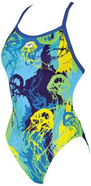 e2893c5a3e15f New Arena Womens Underwater Jelly Fish Motifs Avail in 2 Colors ...
