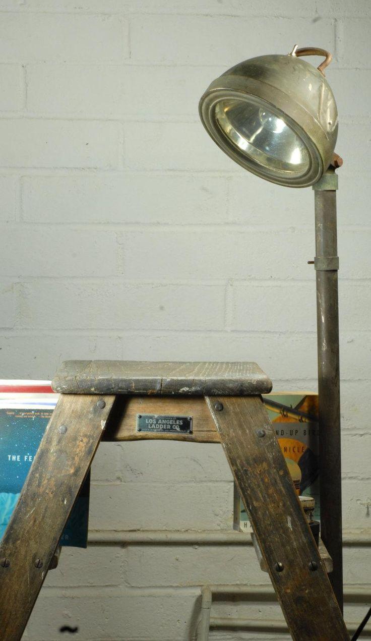 71 best custom desk lamps images on pinterest custom desk desk just custom lighting listings view antique reclaimed boat desk lamp handmadelighting lighting geotapseo Gallery