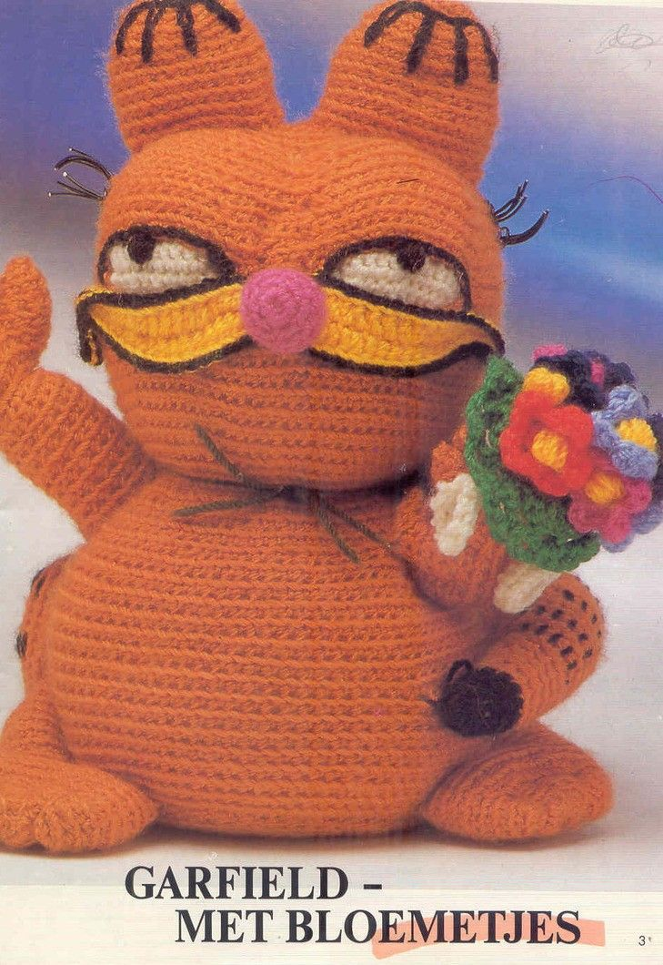 1000+ images about amigurumi NL on Pinterest Crochet ...