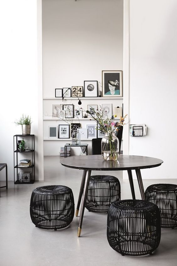 10 unexpected dining chair alternatives on domino.com