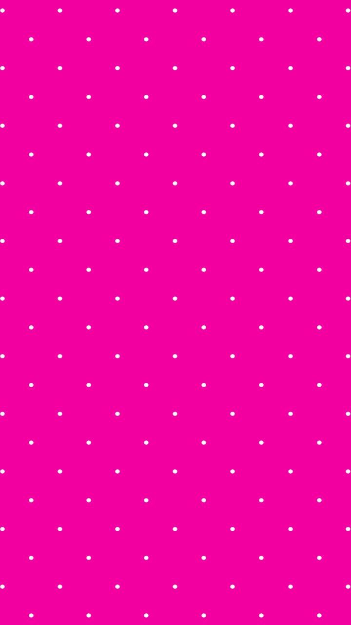 Pin By Izzie On Creativity Pink Wallpaper Iphone Pink Polka Dots Wallpaper Polka Dots Wallpaper