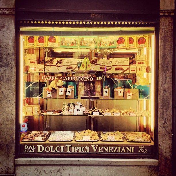 Pasticceria Rizzardini en Venezia, Veneto