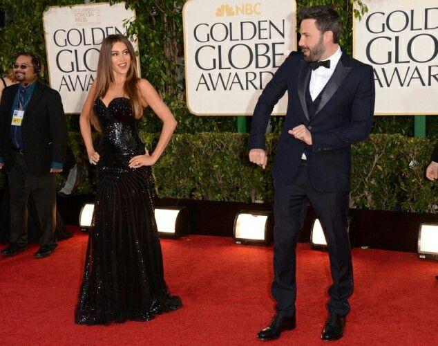 Sofia and ben afflick