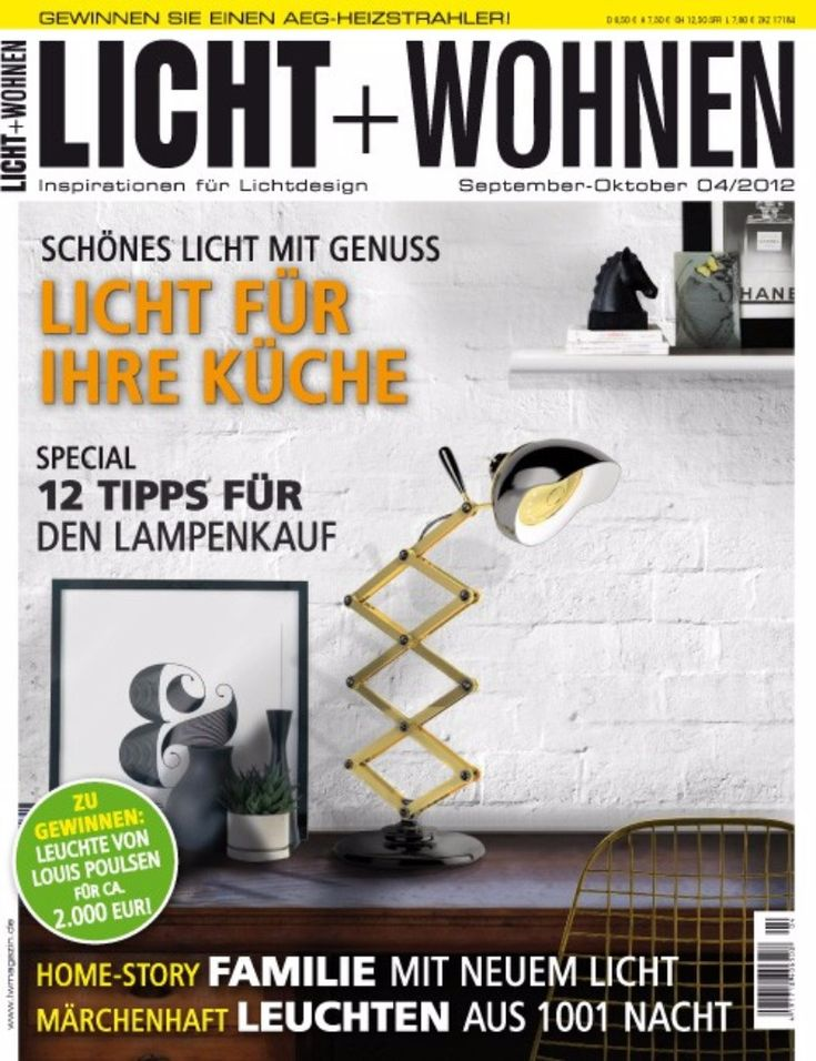 THE BEST GERMAN INTERIOR DESIGN MAGAZINES FOR HOME DESIGN INSPIRATION > Take a look at some TOP german interior design magazines! | interior design | decoration ideas | magazines #germanmagazines #schönerwohnen #wohndesign Read more: https://brabbu.com/blog/2017/03/the-best-german-interior-design-magazines-for-home-design-inspiration/