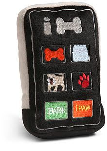 iBone Dog Toy by Haute Diggity Dog | Designer Puppy Boutique at