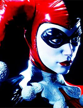 Harley Quinn Arkham Knight Showcase.