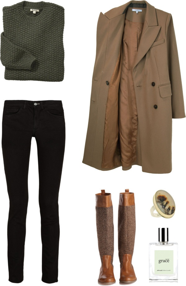 """""""london winter"""" by averona ❤ liked on Polyvore"""