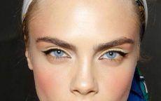 Blush Contouring: ecco come scolpire il viso con il fard #tendenze #makeup