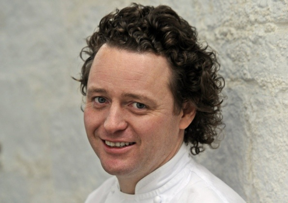Tom Kitchin Easter Recipes - Roasted Pork Belly and Scotch Eggs with Smoked Haddock instead of Haggis