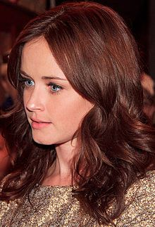 Alexis Bledel - Born in Houston, Texas. Actress best known for playing Rory Gilmore on Gilmore Girls & acting in both Sisterhood of the Traveling Pants films. Recently starred in 3 episodes of Mad Men.
