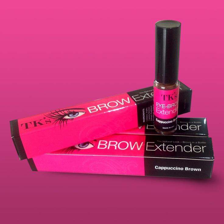 TK's Brow Extender  AUD$55.00 (inc. GST)  NZD$63.25 (inc. GST)