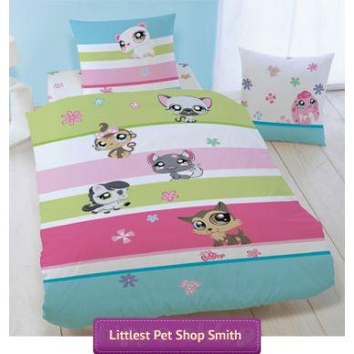 Pościel Littlest Pet Shop Smith