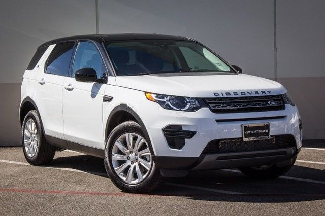 2016 Land Rover Discovery Sport for Sale - Hornburg