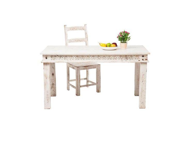Stół Taberna biały — Stoły — KARE® Design
