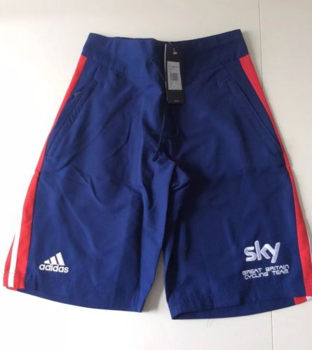 Sky british cycling womens #casual shorts adidas team gb.  #athlete #issue,  View more on the LINK: 	http://www.zeppy.io/product/gb/2/282108500816/