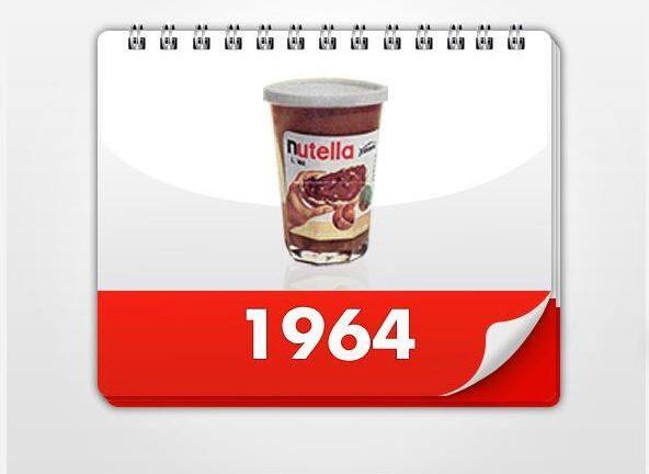 vintage 1964  Nutella Turkey