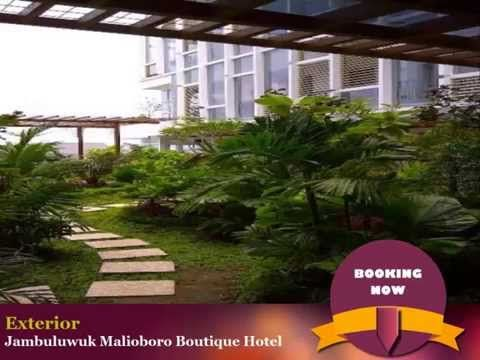 Jambuluwuk Malioboro Boutique Hotel, Indonesia - YouTube