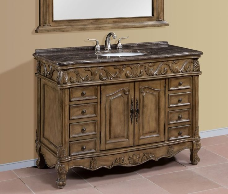 Website With Photo Gallery  inch Single Sink Bathroom Vanity with Marble Top ica