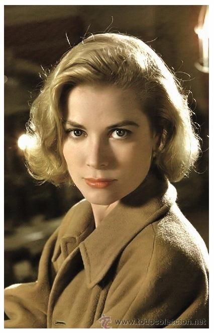 Sexy GRACE KELLY actress PIN UP postcard - Publisher RWP 2003 (12) - Foto 1