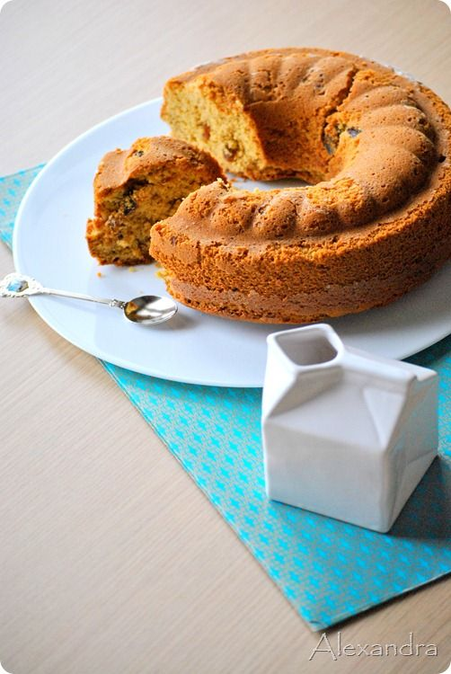Μα...γυρεύοντας με την Αλεξάνδρα: Ταχινόπιτα στη φόρμα του κέικ