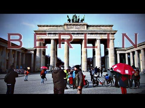 The Incidental Tourist. An Alternate look at Berlin.