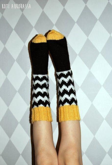 Voi mitkä sukat!