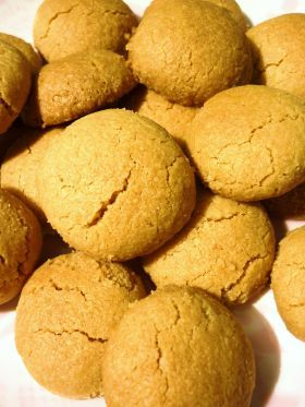 クッキー きなこ