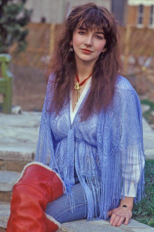 Kate Bush Promo Shoot 1978.