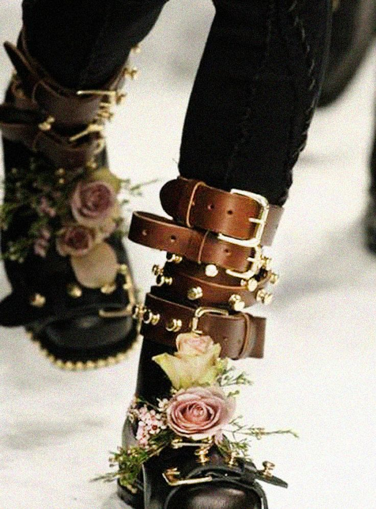 JW Aderspn Fall/Winter 2010 #shoes