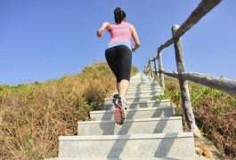 You need excellent strength, endurance and stamina whether you're training to run to the top of the Empire State Building in New York or the John Hancock Tower in Boston -- which is 61 flights of stairs and the equivalent to running a 5K race. Similar to running marathons, stair climbing events are not only a fun group activity, but also force...